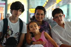 Getting Permission to travel or live abroad long term with kids