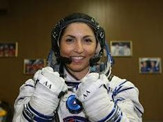 """Anousheh Ansari: Why she kicks ass """"I hope to inspire everyone—especially young people, women, and young girls all over the world, and in Middle Eastern countries that do not provide women with the same opportunities as men—to not give up their dreams and to pursue themIt may seem impossible to them at times. But I believe they can realize their dreams if they keep it in their hearts, nurture it, and look for opportunities and make those opportunities happen."""""""