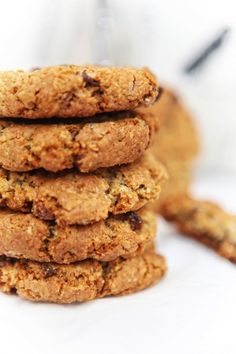 Sweet Recipes, Whole Food Recipes, Cookie Recipes, Dessert Recipes, Desserts, Cranberry Cookies, Food Cakes, Vegan Gluten Free, Food Styling
