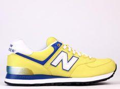 New Balance 574 Sneaker - Alpine Pack Yellow ML574APY