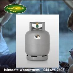 Did you know that at Tuinroete Woonwaens we stock gas cylinders that fit on all your necessary camping and home appliances? Contact us for more information on these products. #outdoorliving #lifestyle #camping