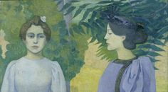 THE BLUE LANTERN: Aristide Maillol: Painter Of Women