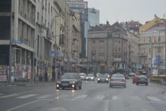 Beograd, Down town