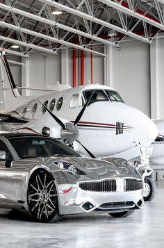 Private Jet!