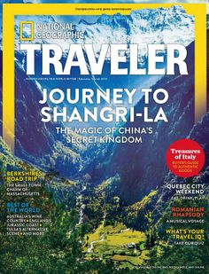 National Geographic Traveler USA - February/March 2014