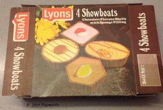Image result for lyons showboat cakes
