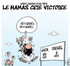 Le dessinateur Dilem pour Cartooning for peace.