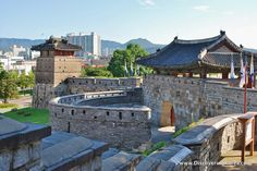 Walking Tour of Historic Suwon and Suwon Hwaseong Fortress - Discovering Korea Travel and Culture Blog