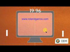 [Video] : Roland-Garros & IBM un partenariat qui dure depuis 29 ans http://youtu.be/Y-RDWNHJ8d8  @Roland Hernandez Garros #ibmrg