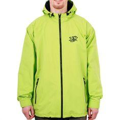 Pánská bunda FUNSTORM NAFAN apple green Rain Jacket, Windbreaker, Athletic, Green, Apple, Jackets, Shopping, Fashion, Outfits