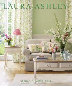 Laura ashley katalog spring summer 2014 by Laura Ashley Sweden - issuu