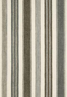 Motauban Stripe in Nickel / Greige, 65171.  Sofa Upholstery. http://www.fschumacher.com/search/ProductDetail.aspx?sku=65171 #Schumacher
