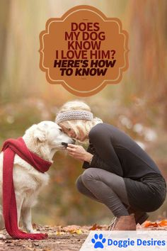 Does My Dog Know I Love Him? Here's How To Know >> http://doggiedesires.com/does-my-dog-know-i-love-him-heres-how-to-know/