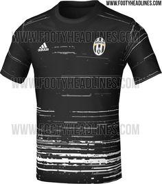 JUVENTUS 2016 17 camiseta pre-partido Rugby Jersey Design c48c0c75b