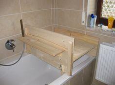 Wickelaufsatz für die Badewanne selbst bauen - Netaddict