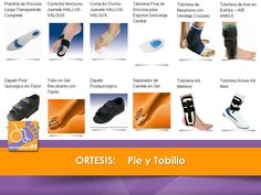 Conoce nuestras ortesis para pie y tobillo en: http://www.ortopedia41.com/catalogo/ortesis/pie-y-tobillo/