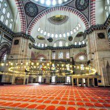 Viajes a Turquia - Mezquita de Suleyman la más impresionante de Estambul16