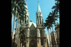 Salvador, Rio de Janeiro e São Paulo têm as igrejas mais belas do Brasil