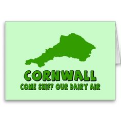 Funny birthday cards for Cornish people . #cornwall #british #funny #humour #Britain