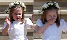 - Photo - Kate Middleton made sure her children Prince George and Princess Charlotte were on their best behaviour on Saturday as they took on their duties as pageboy and bridesmaid at Prince Harry and Meghan Markle's royal wedding Prince William Family, Prince Charles And Diana, Prince Harry And Meghan, Prince And Princess, Princess Kate, Duchess Kate, Duke And Duchess, Duchess Of Cambridge, Lady Diana