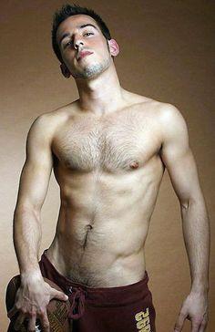 nichevo Man naked