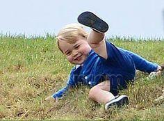 Being a boy! Courtesy of Marianne