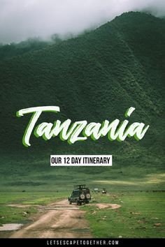 Our Tanzania itinerary is full of safari adventures, wild animals, camping local tribes, authentic food and perfect beaches.The perfect Tanzania itinerary! Stone Town, Tanzania Safari, Serengeti National Park, Safari Adventure, African Safari, Rest Of The World, Future Travel, Africa Travel, 12 Days