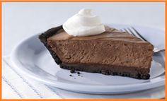 weight watchers recipes: weight watchers best recipes | Chocolate Cream Pie WW PointsPlus+ = 4