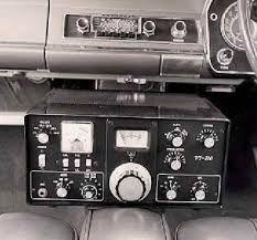 Image result for 1966 ham radio