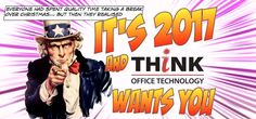 Think Wants You