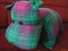 No. 53   víziló   hippo   párna   pillow