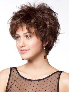 Image result for feminine shag hair
