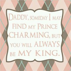 Note to daddy