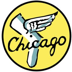 Chicago White Sox logo 1949-70