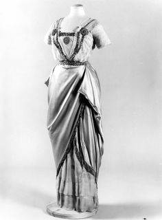 Abito femminile   Identifier 00001460   Temporal keyword 1910-1912 ca.   Galleria del Costume di Palazzo Pitti