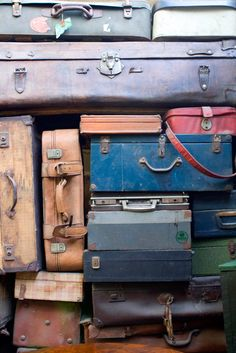maletas por Estefania Leitghon