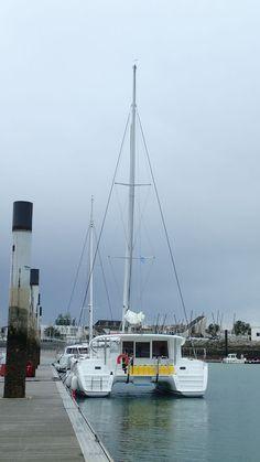 The Minimes sailing marina.