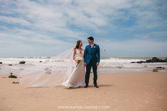 Casamento diurno na praia. Mini Wedding Cristianne e Rodrigo