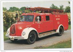 Magirus F Mercur 125 Feuerwehr - Camions & Poids Lourds