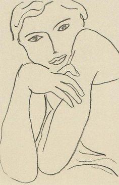 jes68: artmolecula: Henri Matisse                                                                                                                                                      Más
