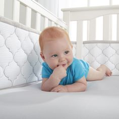 Safety meets style! Enter to win a 5 piece crib bedding set from @breathablebaby. #giveaway