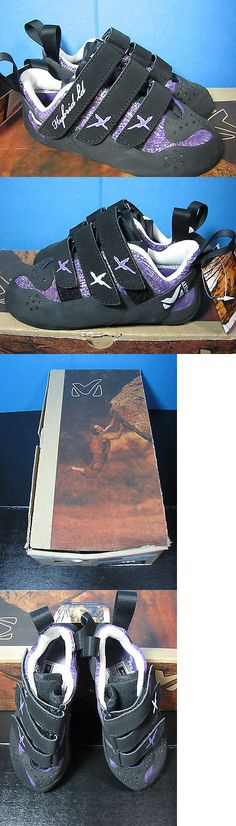 Women 158979: New Millet Mig 1224 Ld Hybrid Rock Climbing Shoes Violet Size 35.5 Uk 3 Usw 5 -> BUY IT NOW ONLY: $42.5 on eBay!