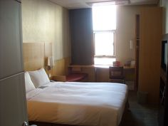 Ibis Ambassador Busan Hotel Busan Korea, Bed, Furniture, Home Decor, Decoration Home, Stream Bed, Room Decor, Home Furnishings, Beds