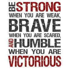 You are Strong BraveHumble and VICTORIOUS!!!! Put some POSITIVE in your LIFE  POWER is in the tongue #positive #opportunity #purpose #chunkyfine #power #love #orlando #media #marketing #selfesteem #buildingleaders #motivation #inspiration #thursday #yourworth #beauty #health #business #selfmade #change #diversity #community #actionwords #unity #westcoast #california #iasotea #joinme #radiopersonality by chunkyfinellc #instagram