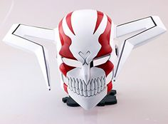 Gmasking Bleach Ichigo Kurosaki Hollow Cosplay Helmet Collection Scale 1:1 Replica Gmasking http://www.amazon.com/dp/B00VMFAV7E/ref=cm_sw_r_pi_dp_nqgmwb0YJ3ADD