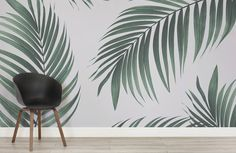 tropical-palm-wall-mural-room