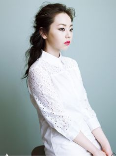 Sohee Wonder Girls - High Cut Magazine Vol. 95