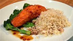 Bill Granger's salmon