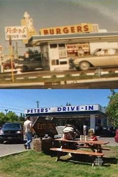 A public memorial service will be held Saturday for Gus Pieters, the founder of legendary Calgary burger joint Peters' Drive-In. I Am Canadian, Canadian History, Vintage Neon Signs, Ol Days, Good Ol, Banff, Calgary, Nostalgia