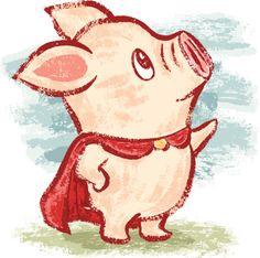 Hero piggy